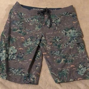 Mossimo supply co swim board shorts target